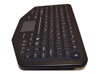 iKey BT-870-TP Keyboard with touchpad USB, Bluetooth