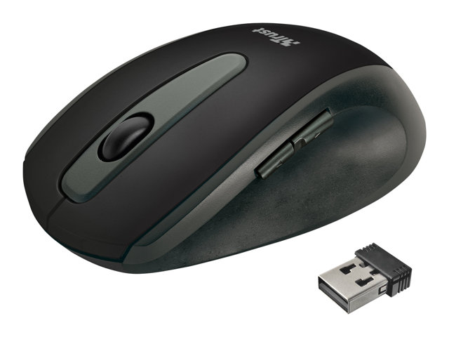 Image of Trust EasyClick Wireless - mouse - 2.4 GHz