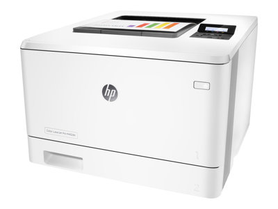HP Color LaserJet Pro M452dn Printer color Duplex laser A4/Legal 38400 x 600 dpi