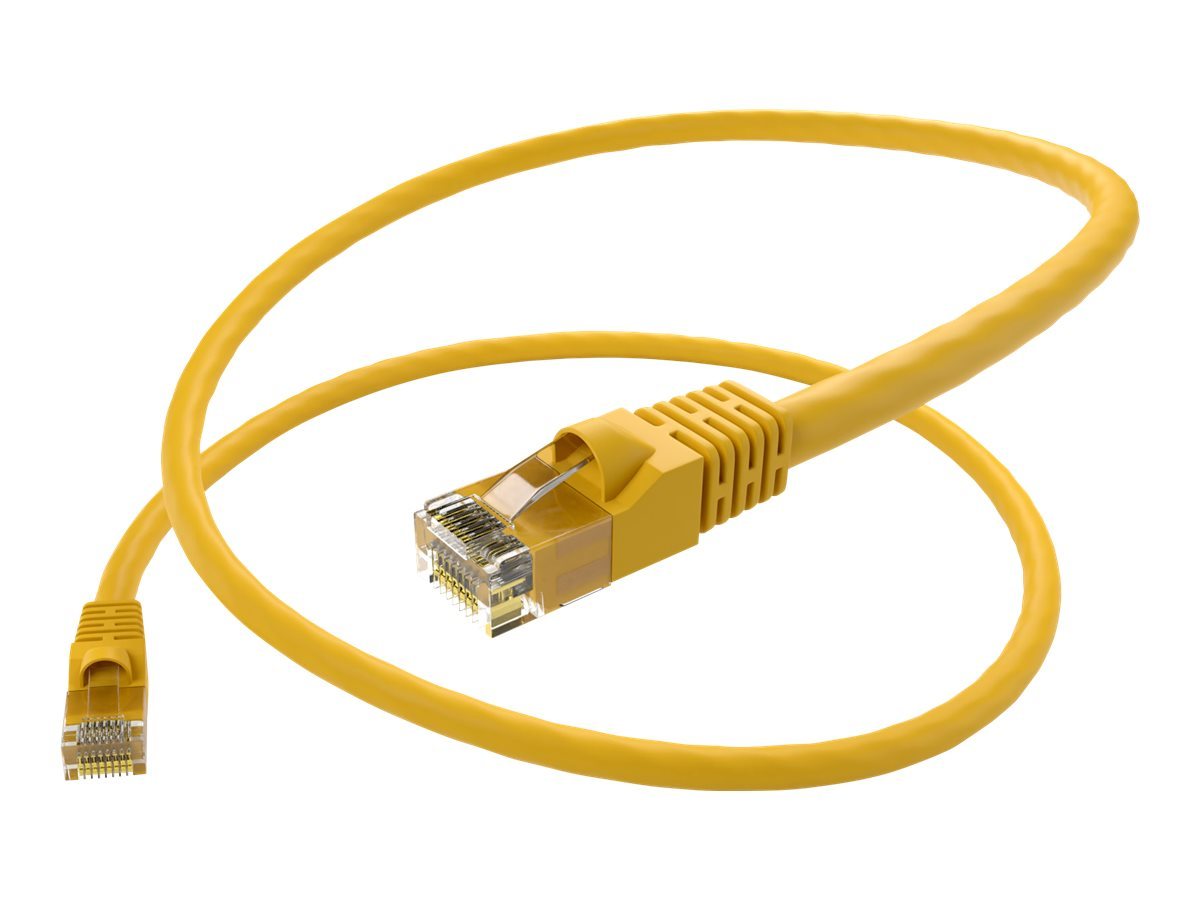 Oncore patch cable - 1.5 m - yellow