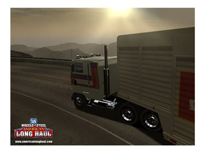 18 Wheels of Steel American Long Haul Win download