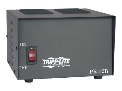 Tripp Lite DC Power Supply 10A 120VAC to 13.8VDC AC to DC Conversion TAA GSA power adapter