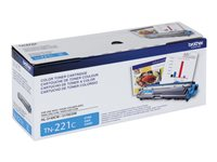 BROTHER TONER TN-221C  PARA 1400 PAGiNAS CYAN