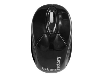 Urban Factory Bluetooth Mouse Mouse wireless Bluetooth black