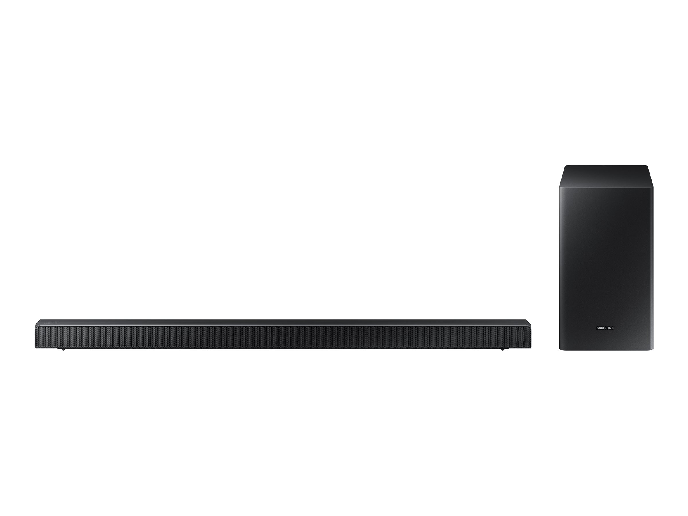 Samsung HW-R650 - sound bar system - for home theater - wireless