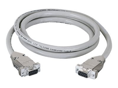 Black Box serial extension cable - 3 m