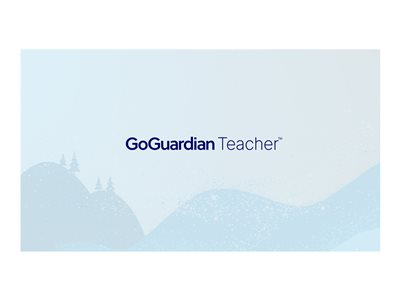 GoGuardian Teacher Subscription license (2 years) volume 7500-15000 licenses - image