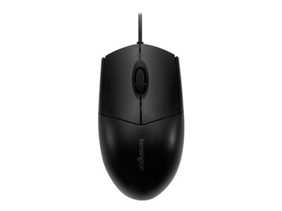 Kensington Pro Fit Washable Wired Mouse Mouse right and left-handed optical 3 buttons