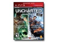 Uncharted Dual Pack Greatest Hits PlayStation 3
