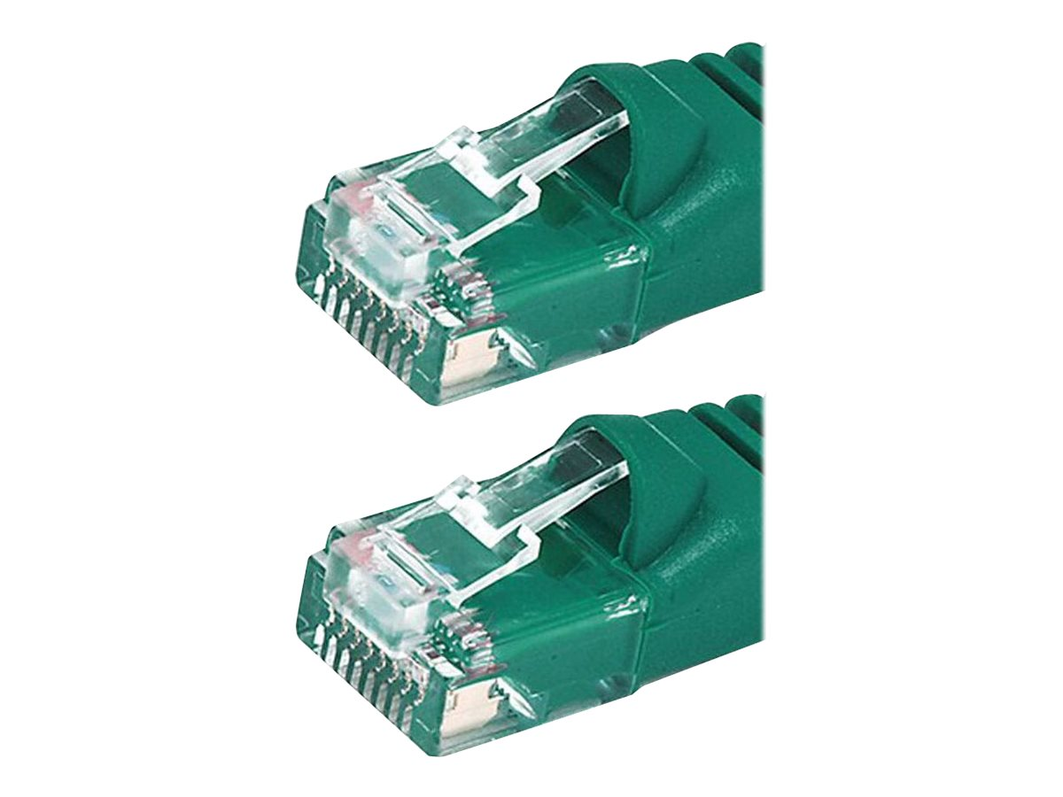 Monoprice patch cable - green