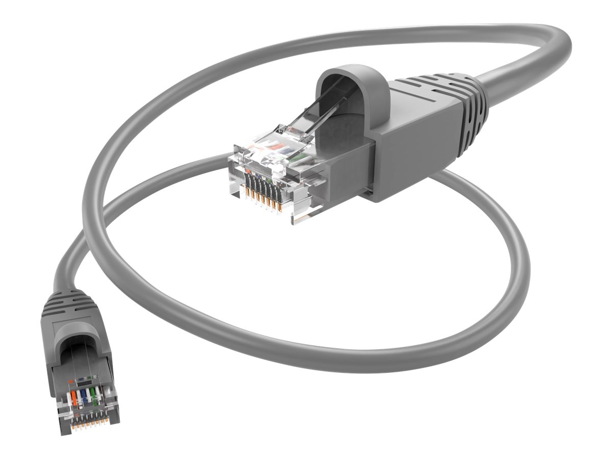 Oncore patch cable - 22.9 m - gray