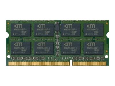 Mushkin Essentials - Memory - 4 GB - SO-DIMM, 204-polig - DDR3