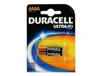 Picture of Duracell Ultra MX 2500 battery x AAAA - Alkaline (MX2500)