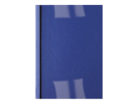 GBC LeatherGrain - 1.5 mm - A4 (210 x 297 mm) - 15 sheets - 150 micron royal blue - 240 g/m2 - 100 pcs. thermal binding cover
