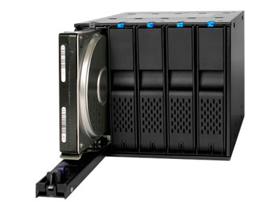 ICY Dock FlexCage MB975SP-B R1 Storage drive cage 3.5INCH black