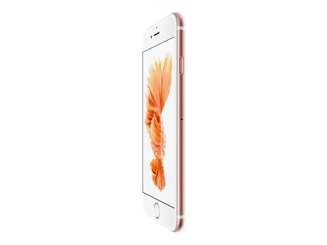 "Apple iPhone 6s Plus - Smartphone - 4G - 32 Go - CDMA / GSM - 5.5"" - 1920 x 1080 pixels (401 ppi) - Retina HD - 12 MP (caméra avant de 5 mégapixels) - rose gold"