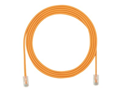 Panduit TX5e-28 Category 5E Performance - patch cable - 27.4 m - orange