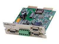 Eaton Modbus Card - remote management adapter