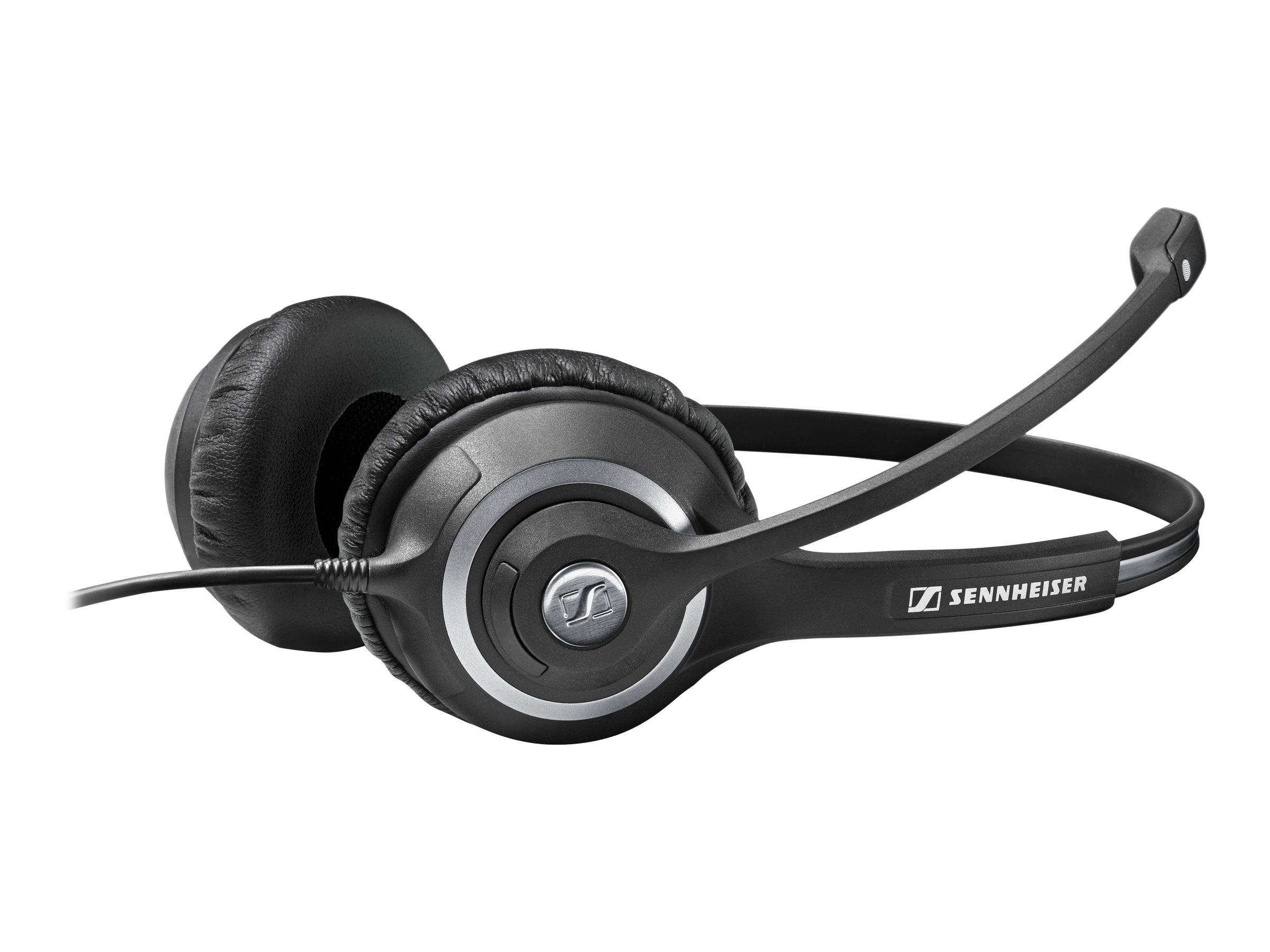 Sennheiser Circle SC 260 MS II - Headset - on-ear - wired - active noise canceling - black