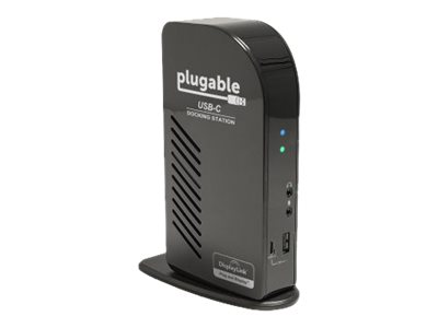 Plugable UD-ULTCDL - docking station - DVI, 2 x HDMI