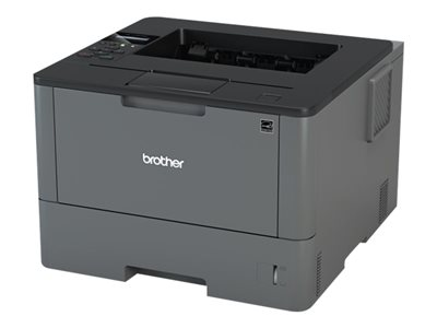 Brother HL-L5000D - Printer - monochrome - Duplex - laser - A4/Legal - 1200 x 1200 dpi - up to 40 ppm - capacity: 300 sheets - parallel, USB 2.0