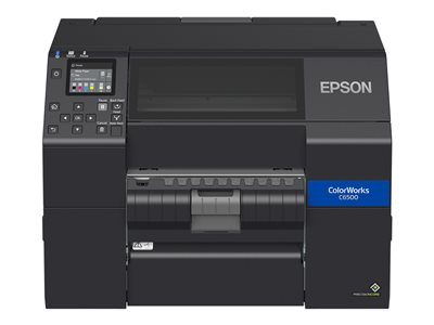 Epson ColorWorks CW-C6500P Label printer color ink-jet  1200 x 1200 dpi