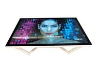 NEC MultiSync X551UHD IGT 10 point InGlass touch, bezel-free design