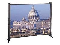 Da-Lite Presenter Projection screen 50 in (50 in) Wide Power