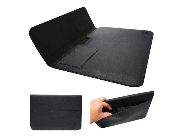 Tactus - Tablet PC protective sleeve - black - for Microsoft Surface 3