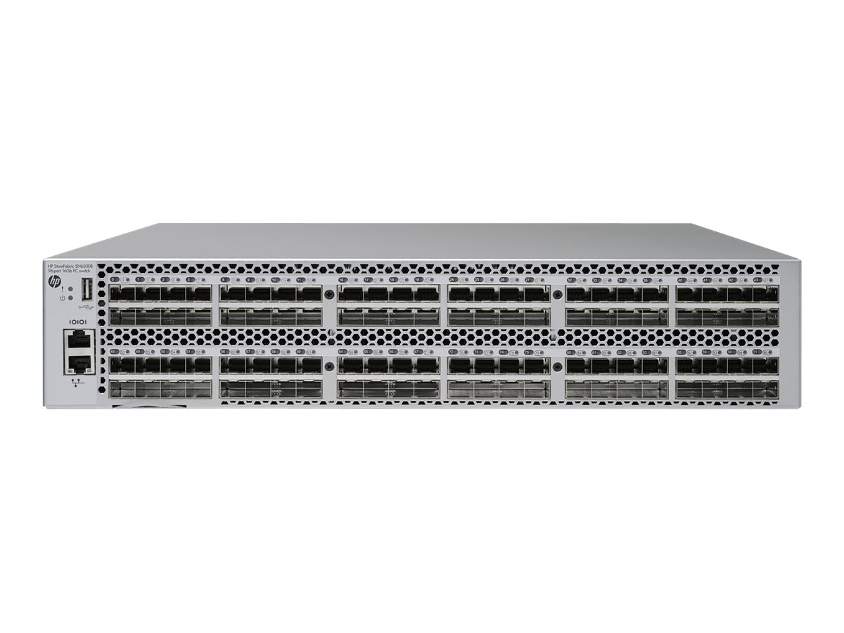 HPE StoreFabric SN6500B Power Pack+ - switch - 96 ports - managed - rack-mountable