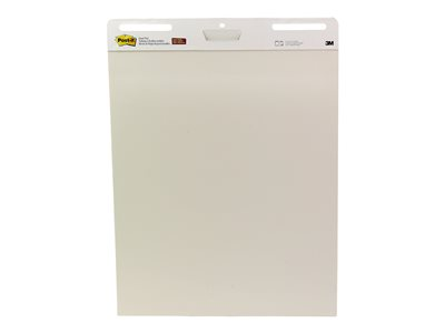 Post-it Easel Pad Easel pad 25 in x 30 in 60 sheets (2 x 30) white