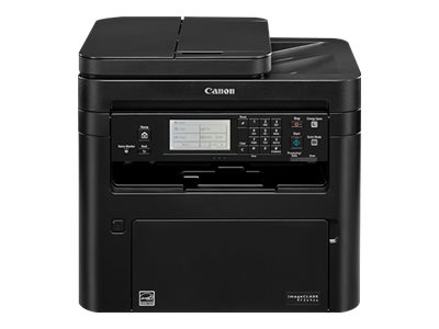 Canon i-SENSYS MF269dw - Imprimante multifonctions - Noir et blanc - laser - A4 (210 x 297 mm), Legal (216 x 356 mm) (original) - A4/Legal (support) - jusqu'à 28 ppm (copie) - jusqu'à 28 ppm (impression) - 250 feuilles - 33.6 Kbits/s - USB 2.0, LAN, Wi-Fi(n)