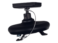 B-TECH BT881 - Ceiling mount for LCD display / DLP - black