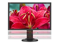 NEC MultiSync E245WMi-BK LED monitor 24INCH (24INCH viewable) 1920 x 1200 AH-IPS 250 cd/m²