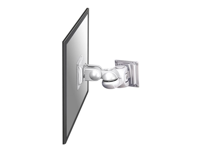 NewStar TV/Monitor Wall Mount (2 pivots & tiltable) FPMA-W910 - montage mural