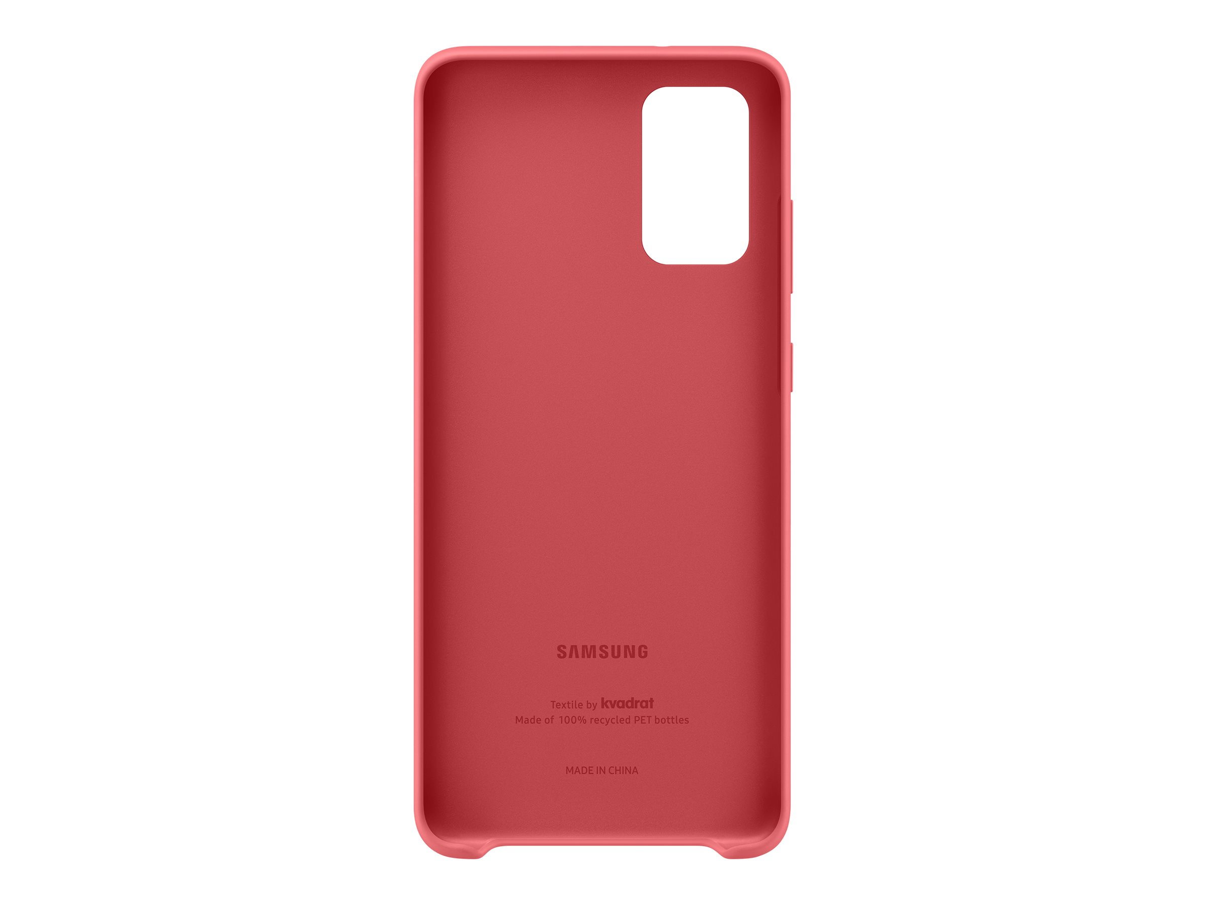 Samsung Kvadrat Cover EF-XG985 - back cover for cell phone