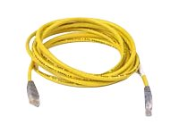 Belkin crossover cable - 90 cm - yellow