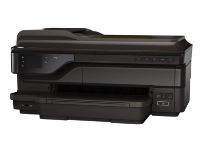 HP Officejet 7612 Wide Format e-All-in-One - multifunktionsprinter - farve
