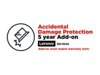 Lenovo ADP Accidental damage coverage (for system with 5 years on-site warranty) 5 years  image