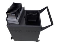Datamation Systems Cart for 24 notebooks (Gather Round)