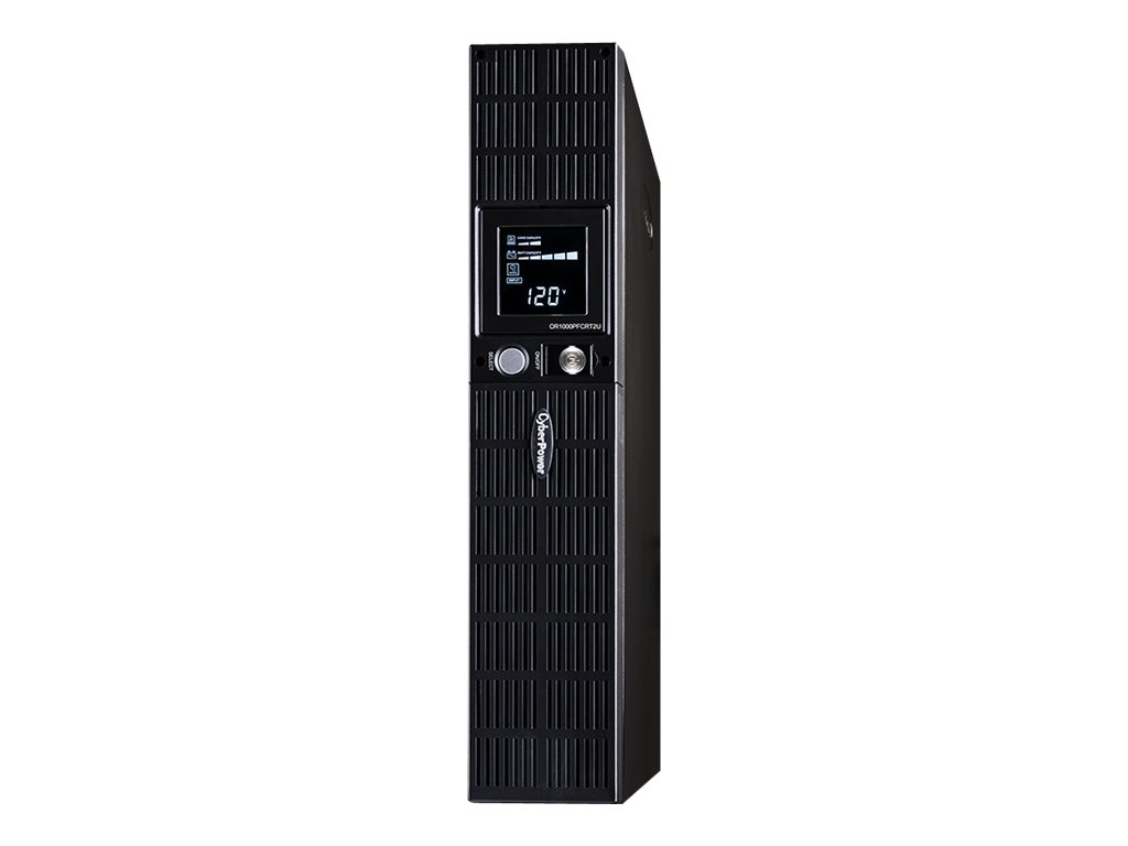 CyberPower PFC Sinewave Series OR1000PFCRT2U - UPS - 700 Watt - 1000 VA
