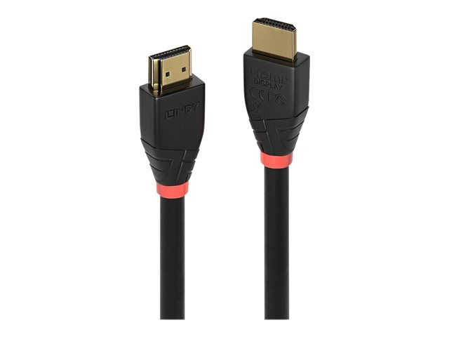 Image of Lindy HDMI cable HDMI to HDMI - 20 m