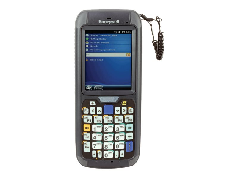 "Honeywell CN75 - data collection terminal - Win Embedded Handheld 6.5 - 16 GB - 3.5"" - 3G, 4G"