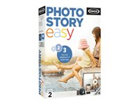 Picture of MAGIX Photostory easy (v. 2) - licence - 1 user (790317)