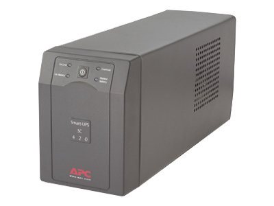 APC Smart-UPS SC 420VA - UPS - 260 Watt - 420 VA - not sold in CO, VT and WA