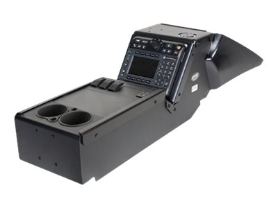 Gamber-Johnson Police Package Console Box Kit
