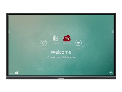 ViewSonic IFP6550-C1 65INCH Class (65INCH viewable) LED display interactive with touchscreen