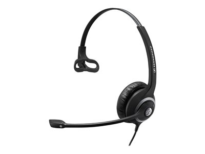 Sennheiser Circle SC 230 MS II Headset on-ear wired active noise canceling black