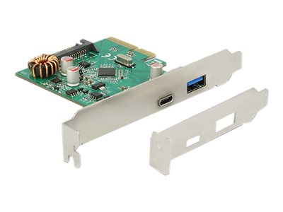 DeLock USB-adapter PCIe 2.0 x4