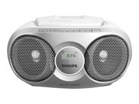 Philips CD Soundmachine AZ215S Boombox